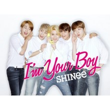 SHINee - I'm Your Boy [First Press Limited Edition B, CD+DVD+Booklet Type B]