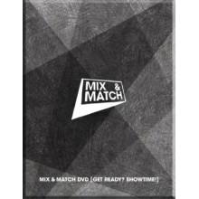 iKON - MIX & MATCH DVD [GET READY? SHOWTIME!]