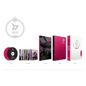 Block B - HER Music Story DVD