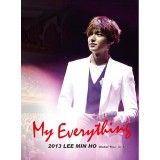 Lee MinHo - MY EVERYTHING DVD