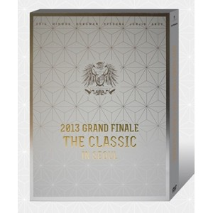 SHINHWA - 2013 GRAND FINALE THE CLASSIC IN SEOUL DVD