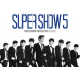 Super Junior - Super Show 5 DVD