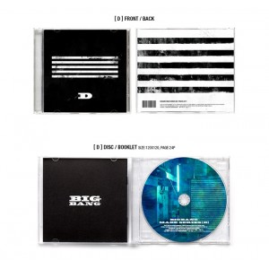 BigBang - BIGBANG M.A.D.E SERIES [D] D VERSION
