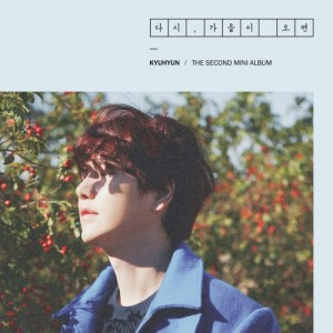 KYUHYUN (Super Junior) - Fall, Once Again