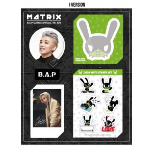 B.A.P - Matrix (Special Edition)