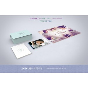 SHIN HYESUNG (SHINHWA) - Love of May (10th Anniversary Special Gift)