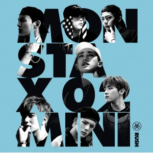 MONSTA X - Rush (Secret Version)