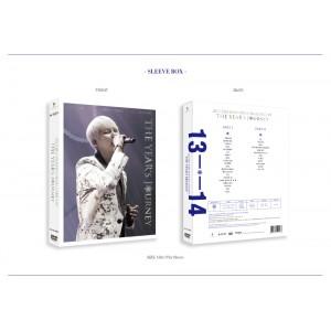 SHIN HYESUNG (SHINHWA) - 2013-2014 Concert DVD : THE YEAR'S JOURNEY