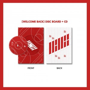 iKON - DEBUT HALF ALBUM [WELCOME BACK]