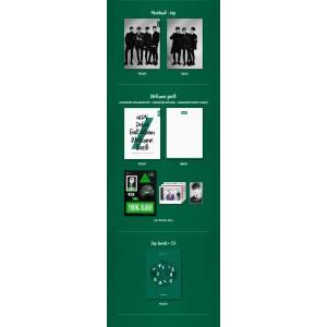 iKON - DEBUT FULL ALBUM [WELCOME BACK] (RANDOM Version)