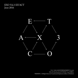 EXO - EX'ACT Chinese Version (RANDOM)