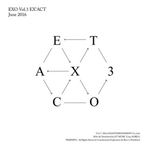 EXO - EX'ACT Korean Version (RANDOM)
