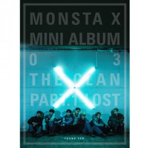 Monsta X - The Clan 2.5 Part 1 (Lost / Found Ver)