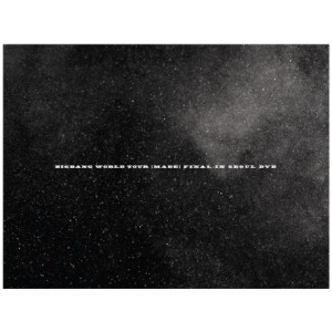 BIGBANG - BIGBANG World Tour [MADE] Final in Seoul DVD