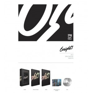 2PM - 2017 2PM Concert '6Nights' (DVD)