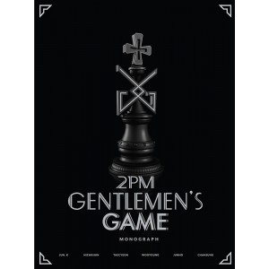 2PM - Gentlemen's Game MONOGRAPH (Limited Edition)