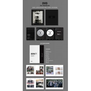 BigBang - BIGBANG10 The Movie Bigbang Made Full Package Box (DVD)