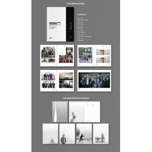 BigBang - BIGBANG10 The Movie Bigbang Made Blu-ray Full Package Box