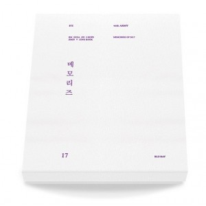 BTS (방탄소년단) - Memories of 2017 (BLU RAY)