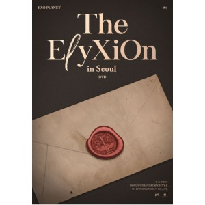 EXO - EXO PLANET #4 The ElyXiOn in Seoul DVD