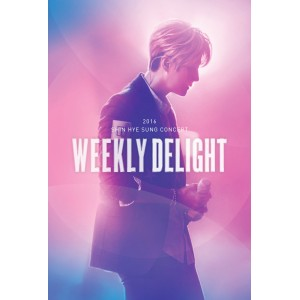 SHIN HYESUNG (SHINHWA) - 2016 Concert Weekly Delight [DVD]