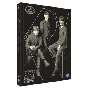 Super Junior K.R.Y - Asia Tour Phonograph in Seoul (DVD)