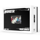 Monsta X - 1st DVD [MONTORIES]