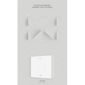 Nu'est W - W Concert [DOUBLE YOU] in Seoul DVD