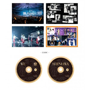 SHINHWA - 2015 SHINHWA 17th Anniversary Concert [WE] DVD