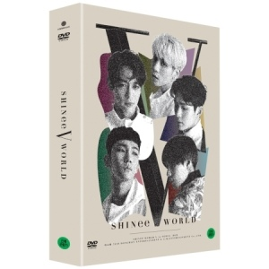 SHINee - SHINee WORLD V in Seoul (DVD)