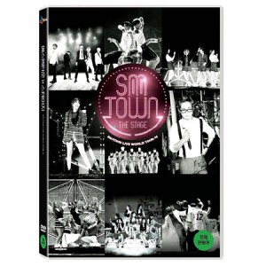 SM Town - SMTOWN Live World Tour IV : SMTOWN The Stage (DVD)