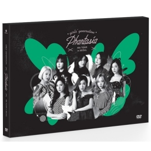 SNSD - 4th Tour [PHANTASIA] in SEOUL DVD