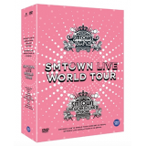 SM Town - SM Town Live World Tour in Seoul (DVD + Special Photobook)