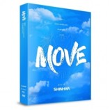 SHINHWA  - 19th Anniversary Summer Live [MOVE] DVD