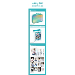WANNA ONE - WANNA-ONE X SUMMER PACKAGE