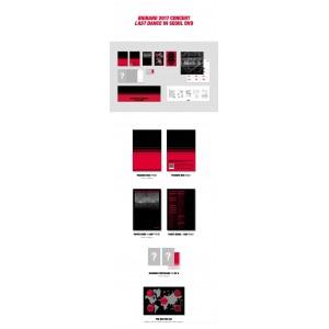 BIGBANG - 2017 CONCERT LAST DANCE IN SEOUL (DVD)