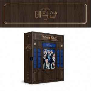 BTS (방탄소년단) - 5th MUSTER [MAGIC SHOP] DVD
