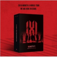 Monsta X - 2019 WORLD TOUR WE ARE HERE in SEOUL (DVD)