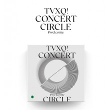 TVXQ - TVXQ! CONCERT -CIRCLE- #welcome (DVD)