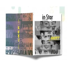 IN STAR MAGAZINE OCTOBER 2018 ISSUE (Feat. GOT7)
