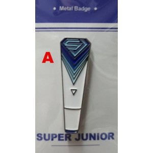 Various Artist - Unofficial Metal Badge (Type Lightstick / Type Logo)
