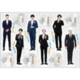 Super Junior - Standing Paper Doll (11-Cut)
