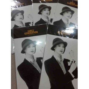 SNSD - MR MR Postcard (B/W)