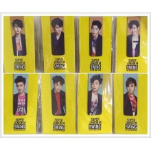 Super Junior M - SWING Member Bookmark