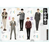 EXO - Standing Paper Doll (11-Cut) Ver 3
