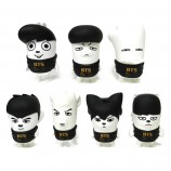 BTS (방탄소년단) HIP HOP MONSTER FIGURE (16cm)