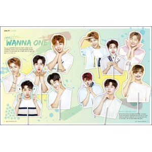 ASTA TV Magazine - Aug 2017 Edition (Feat. WANNA ONE)