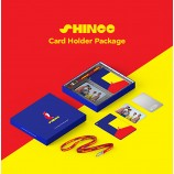 SHINee - 6th Album [The Story of Light] Official Card Holder Package Set