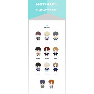 WANNA ONE - Character Doll