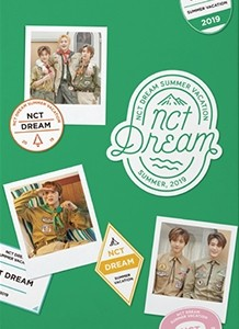 NCT Dream - 2019 NCT DREAM SUMMER VACATION KIT